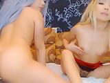 Two Asian Hottie Toying Ass and Pussy