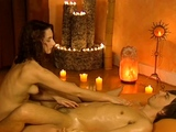 HJ Massage With Erotic MILF From Asia