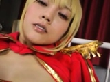 Cheerful eastern girl bends to get fucked hard