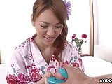 Japanese housewife, Rei got fucked hard, uncensored